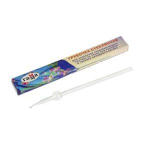 Трубочка для нанесения резервирующего состава на ткань в корбке