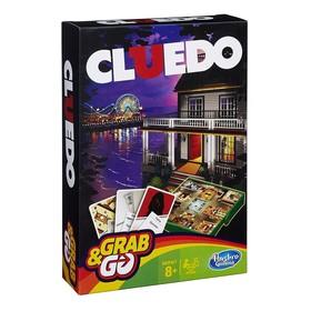 Настольная игра «Клуэдо», дорожная версия
