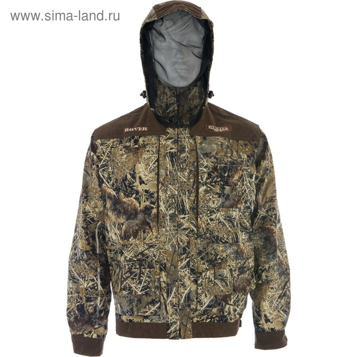 Куртка Ровер-охотник, осока, р-р 46-48/182