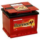 Аккумуляторная батарея Banner 47 Ач Uni Bull 50 100 , куб низкий