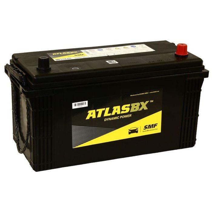Аккумуляторная батарея Atlas 110 Ач, обратная полярность MF 115E41L