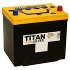 Аккумуляторная батарея Titan Asia Silver 70 Ач, обратная полярность, нижнее крепление