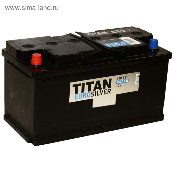 Аккумуляторная батарея Titan Euro Silver 110 Ач