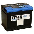 Аккумуляторная батарея Titan Euro Silver 56 Ач