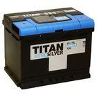 Аккумуляторная батарея Titan Euro Silver 61 Ач