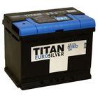 Аккумуляторная батарея Titan Euro Silver 63 Ач