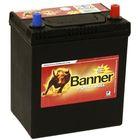 Аккумуляторная батарея Banner 40 Ач, обратная полярность т/кл Power Bull P40 26 (B19L)