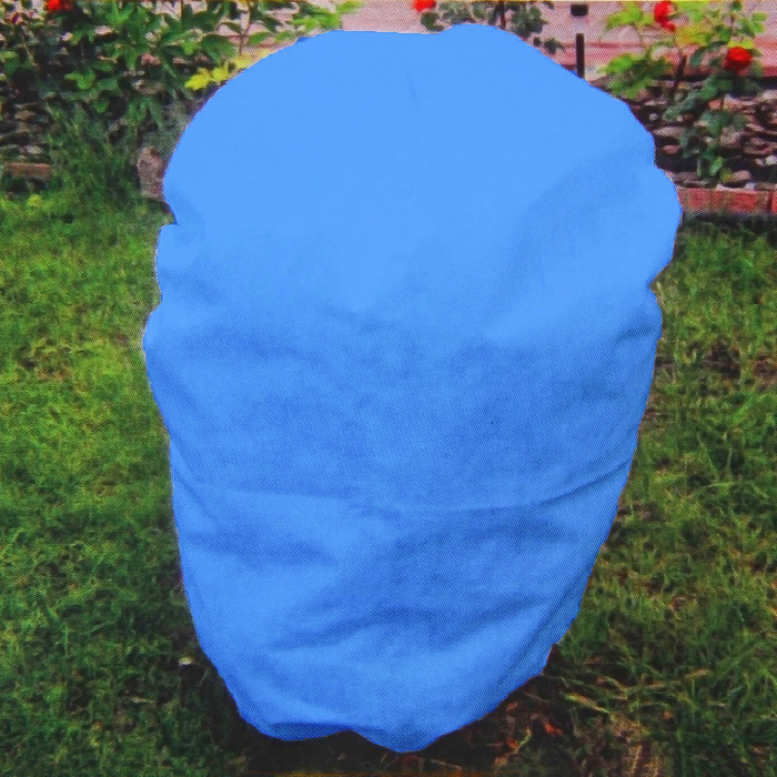 Чехол садовый, 1.6 х 0.5 м, с замком, МИКС