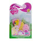 Резиновая игрушка «Пони Флаттершай»