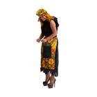 Карнавальный костюм «Баба-яга», р. 44-50, рост 170 см, цвета МИКС - фото 892771