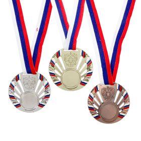 Медаль под нанесение 040 золото