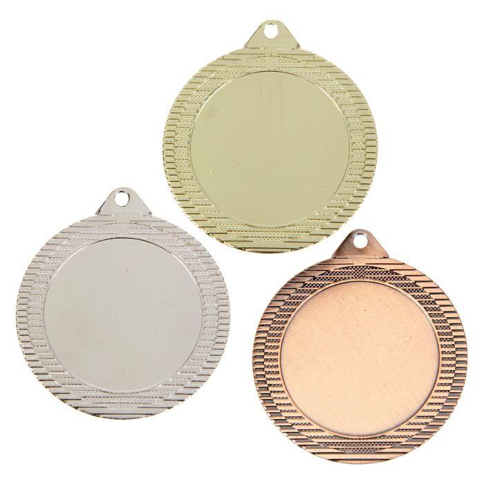Медаль под нанесение 041, золото