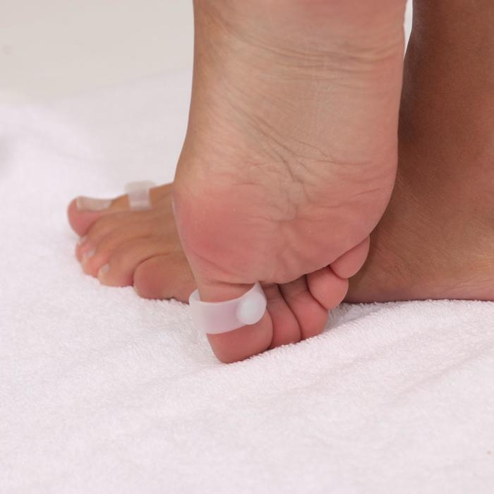 Набор магнитов для похудения на большие пальцы ног, 2шт