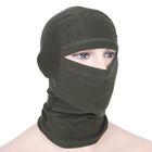 Шлем — маска «Ниндзя», цвет хаки