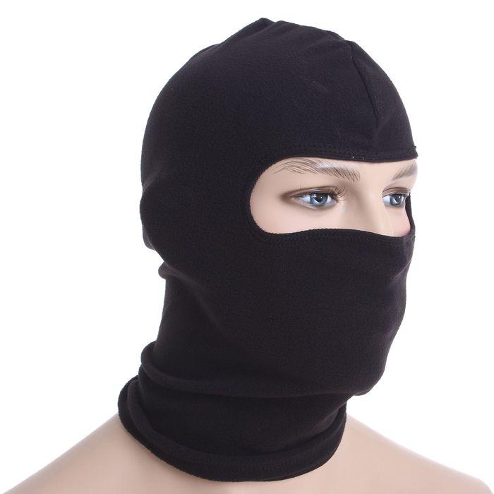 Шлем — маска «Омон», цвет чёрный