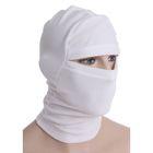 Шлем — маска «Ниндзя», цвет белый
