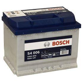 Аккумуляторная батарея Bosch 60 Ач S4 560 127 054