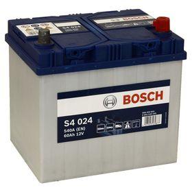 Аккумуляторная батарея Bosch 60 Ач, обратная полярность S4 560 410 054