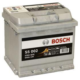 Аккумуляторная батарея Bosch 54 Ач, обратная полярность S5 554 400 053