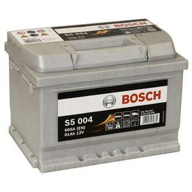 Аккумуляторная батарея Bosch 61 Ач, обратная полярность S5 561 400 060