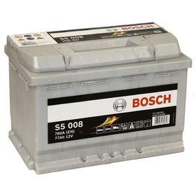 Аккумуляторная батарея Bosch 77 Ач, обратная полярность S5 577 400 078