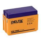 Аккумуляторная батарея Delta 2,2 Ач 12 Вольт DTM 12022