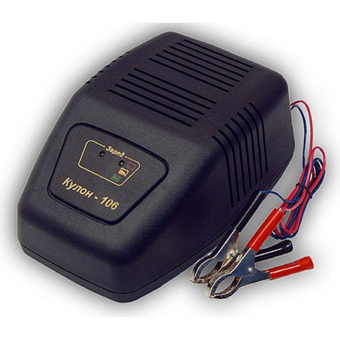 Зарядное устройство Кулон 106 (12V 6A автомат)
