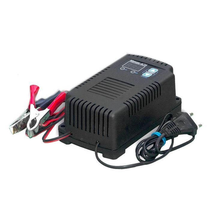 Зарядное устройство Кулон 405 (6-16V 5A автомат)