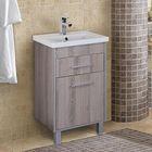 Комплект мебели Onika Натали 50.12, тумба с раковиной Como50, 105016/P-UM