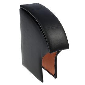 Armrest VAZ 2113-15, soft, black.