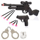 """A set of police """"Sniper"""", 10 items"""
