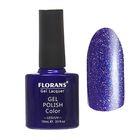 фиолетовый с блёстками