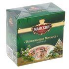 Чай зеленый «Майский» Освежающая Мелисса 20 п. * 1,5 г