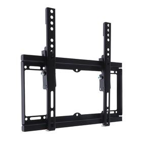 """Кронштейн MART 3022, для ТВ, наклонный, 22-55"""", 25 мм от стены, черный"""
