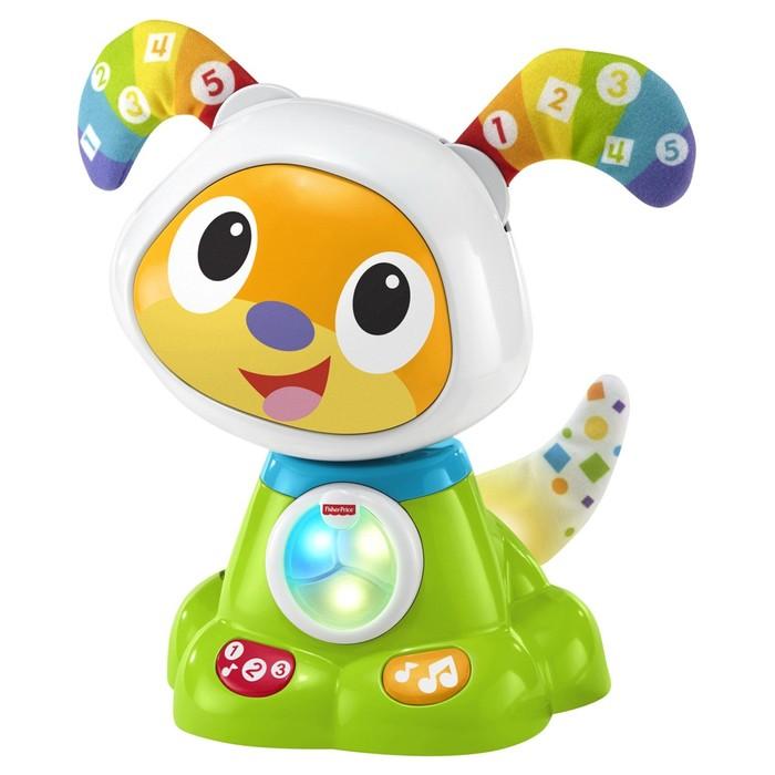 Интерактивная игрушка «Щенок робота Бибо», МИКС
