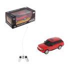 """Машина на радиоуправлении """"Range Rover SPORT"""" 1:24 со световым эффектом, МИКС"""