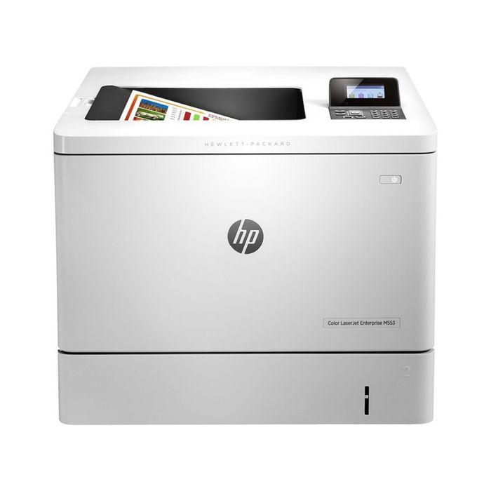 Принтер лазерный цветной HP Color LaserJet Enterprise M552dn (B5L23A), А4, Duplex