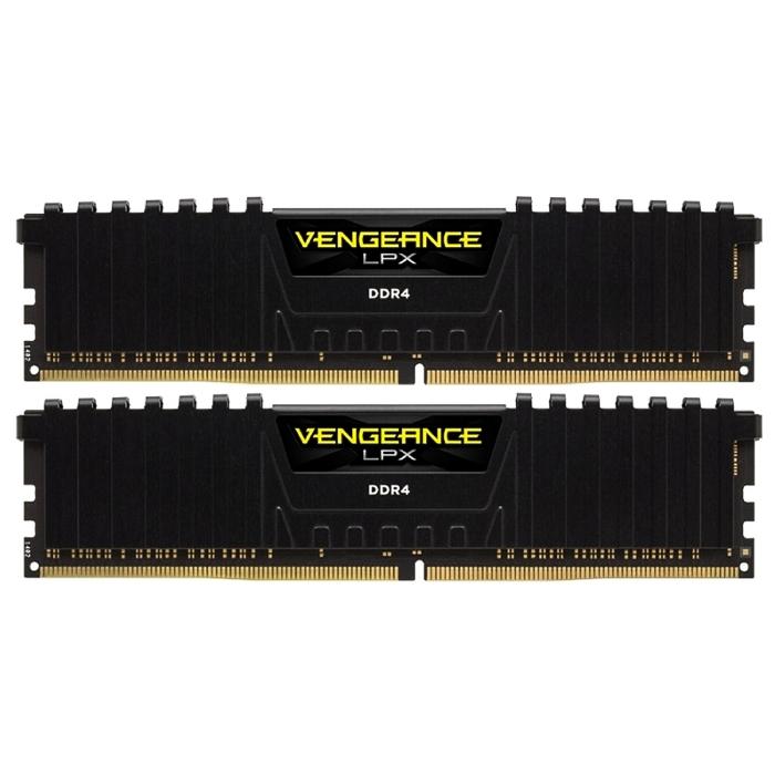 Память DDR4 2x8Gb 2400MHz Corsair CMK16GX4M2A2400C16 RTL PC4-19200 CL16