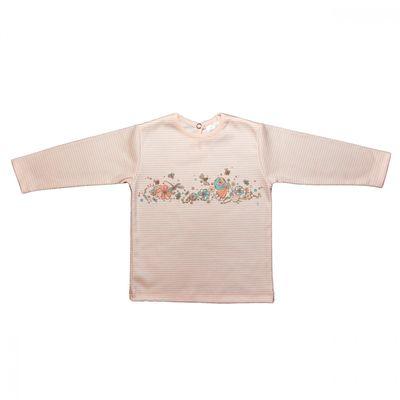"""Кофта для малышей """"Скарлетт"""", рост 80 см, цвет розовый 16-207"""