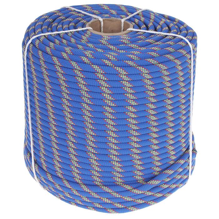 Веревка Дзержинск Лагуна, диаметр 11 мм (200 м), цвет МИКС