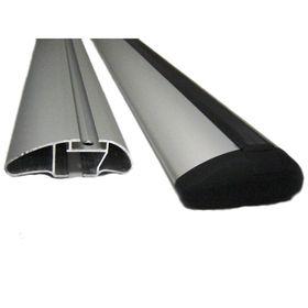Алюминиевая дуга крыловидная, L= 1260 комплект 2 шт., тип опоры: В,С,D,E