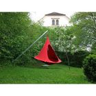 Hammock cocoon Jamber twin, color: red