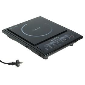 Индукционная плитка Galaxy GL 3053, 2000 Вт, 7 программ приготовления, отложенный старт