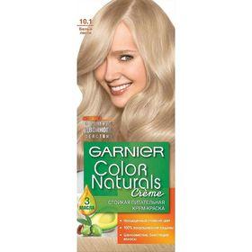 Краска для волос Garnier Color Naturals, тон 10.1, белый песок