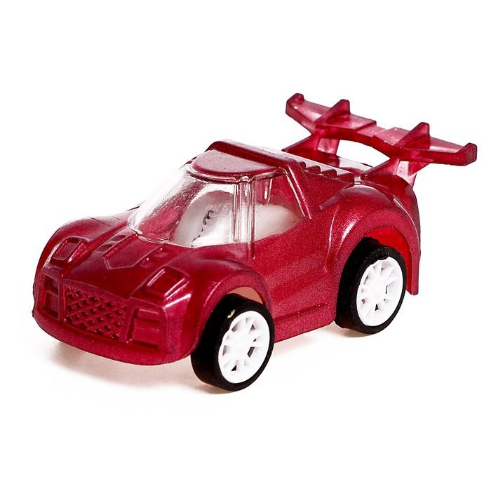 Машина инерционная «Глазастик», МИКС