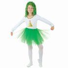 """Карнавальный костюм """"Ёлочка"""", джемпер, юбка, парик, р-р 32, рост 128 см"""