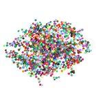 Чешуя для декора ногтей, разноцветная