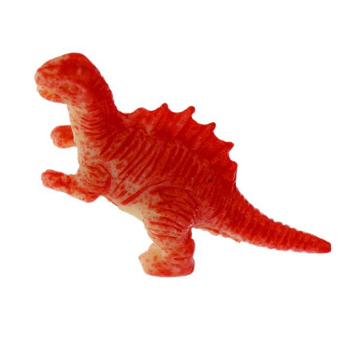 """Игрушка для капсул """"Мир динозавров"""", d=28 мм, МИКС"""