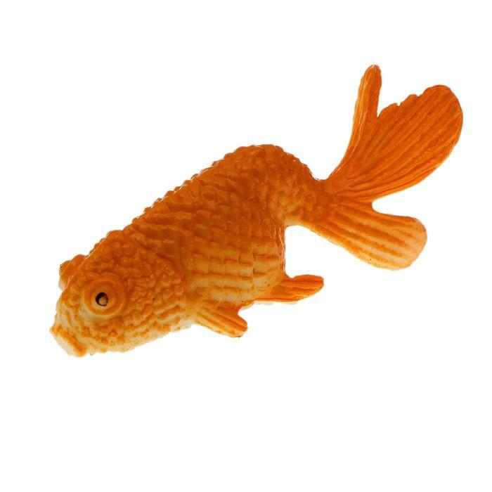 Игрушка для капсул «Экзотические рыбы», d=32 мм, МИКС