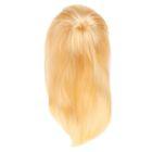"""Волосы для кукол """"Косички"""" размер средний, цвет блонд"""
